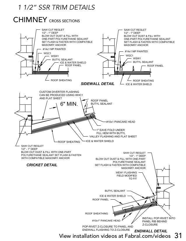 menards steel roofing installation instructions