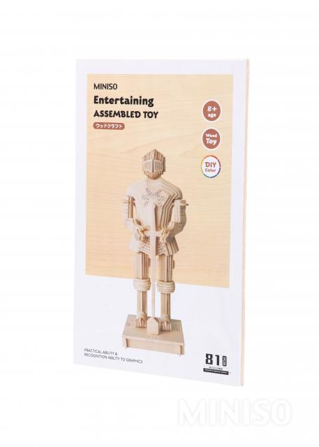 miniso instructions entertaining assembled toy