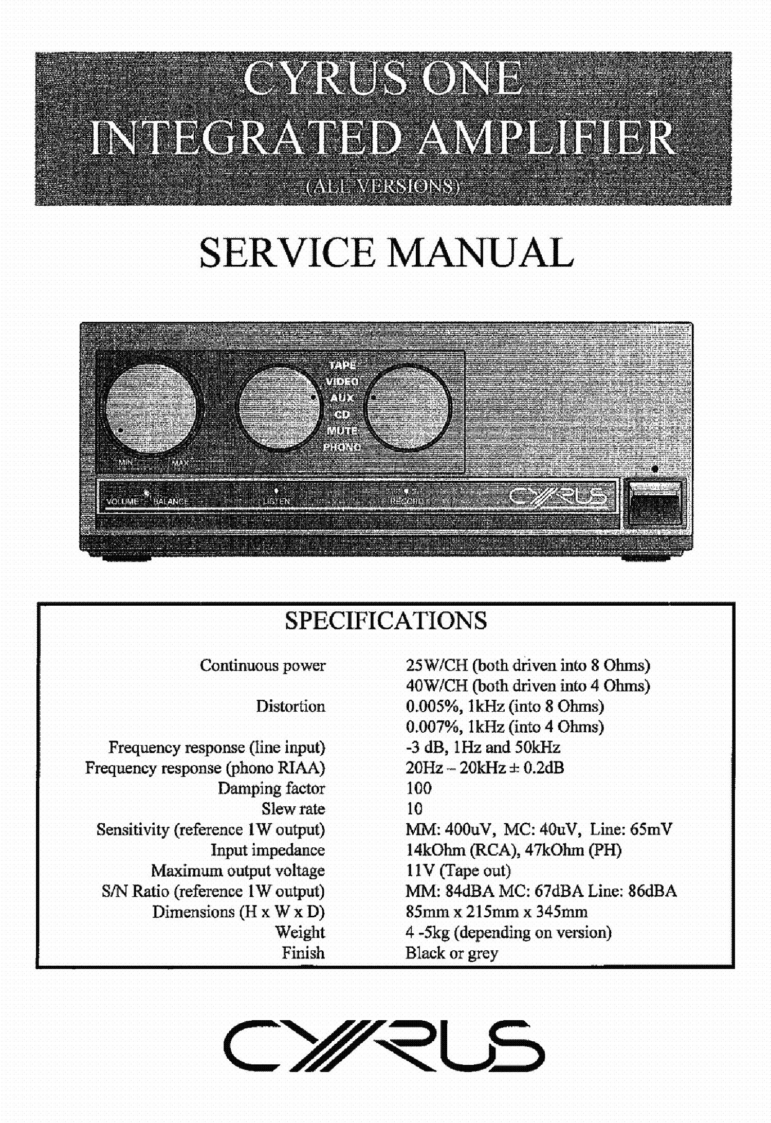 mission amps 5e3 instructions