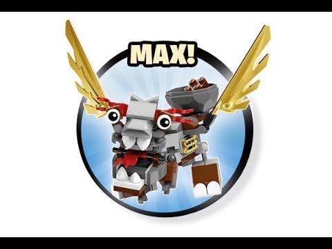 mixels flexers max building instructions