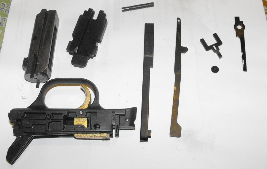 mossberg 500 trigger assembly instructions