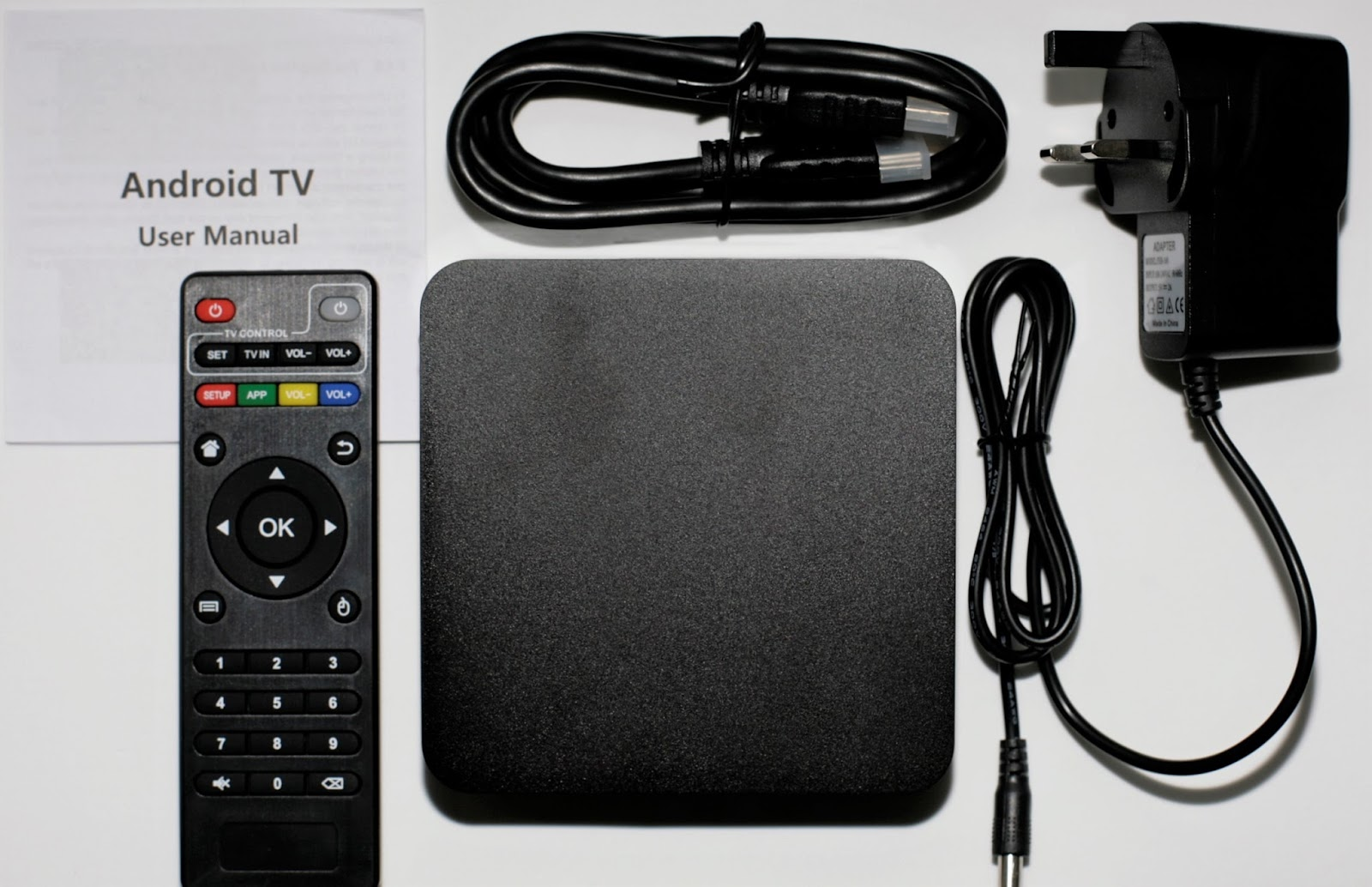 mxq pro remote instructions