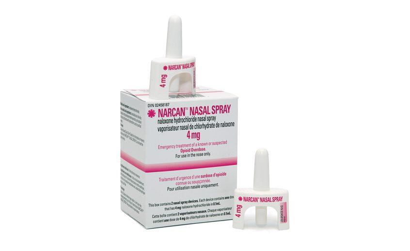 narcan nasal spray 4mg instructions