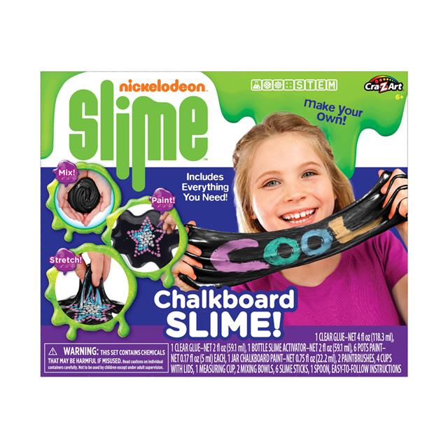 nickelodeon slime instructions with slime activator