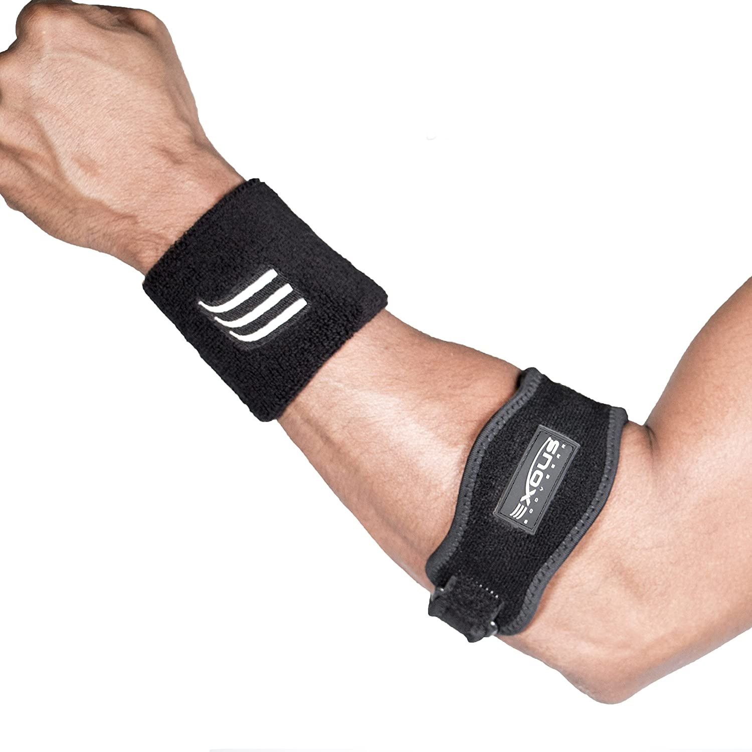 nike tennis elbow band instructions