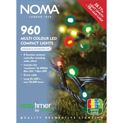 online instructions on noma lights