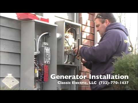 operating instructions for 22kw generac