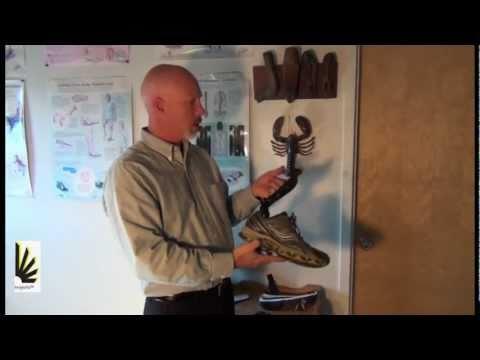 ossur foot up instructions