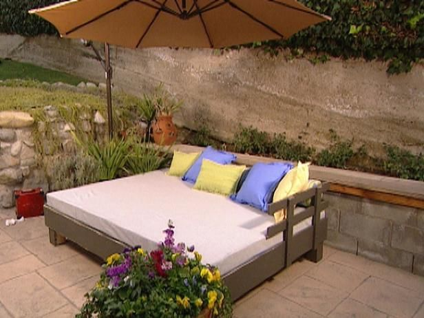outdoor lounge bed instructions
