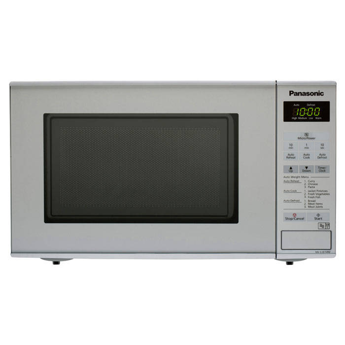 panasonic 800w microwave instructions