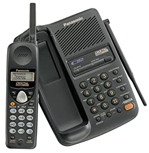 panasonic 900mhz cordless phone instructions