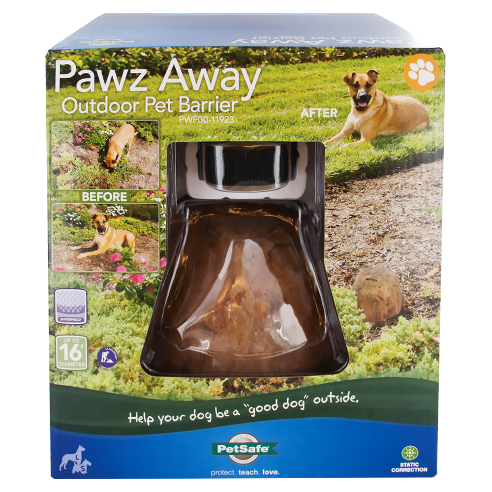 pawz away pet barrier instructions