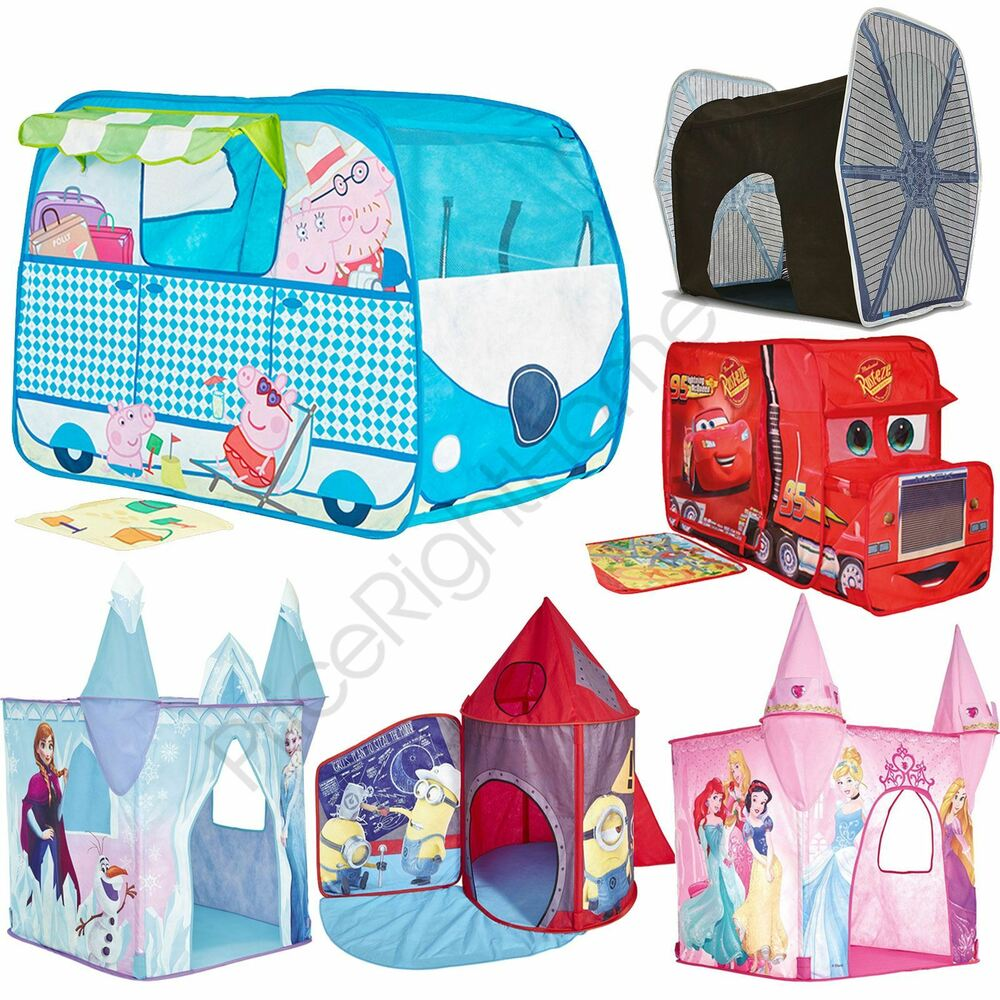 peppa pig play tent instructions