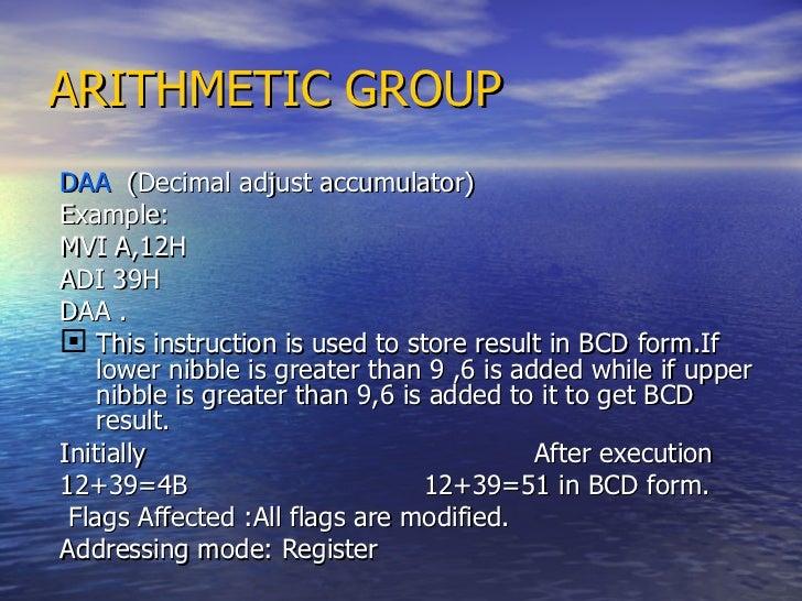 plc instruction set ppt