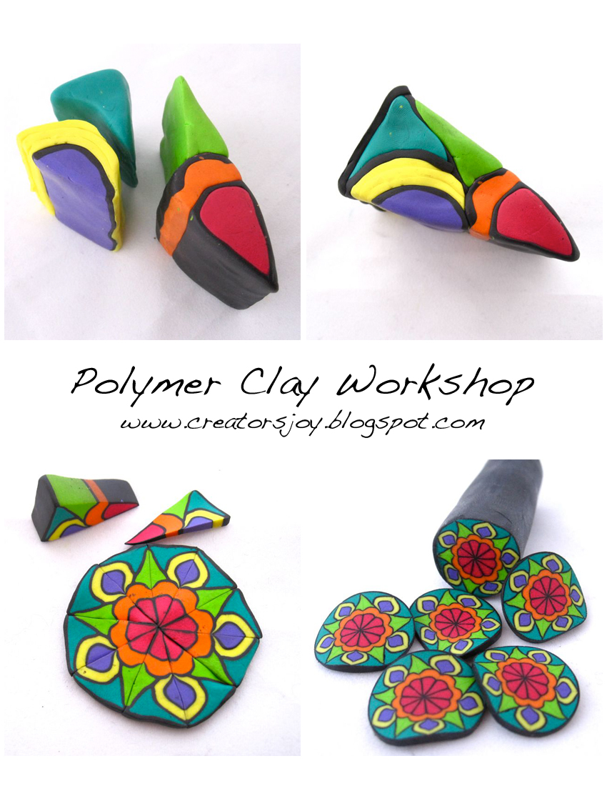 polymer clay bookmark instructions