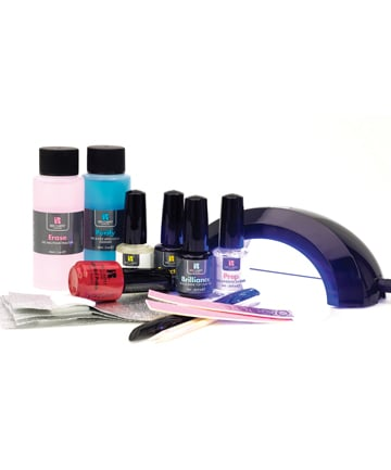 red carpet manicure pro kit instructions