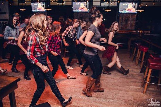 rio line dance instruction
