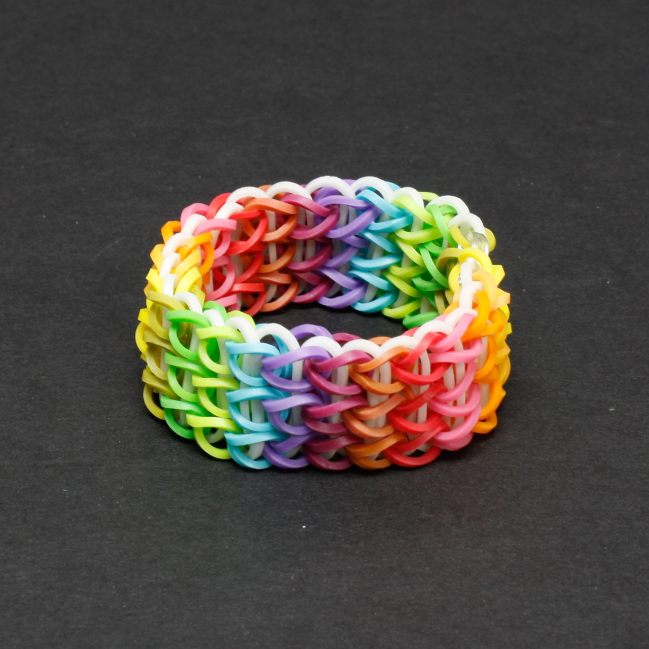 rubber band bracelet patterns with loom instructions