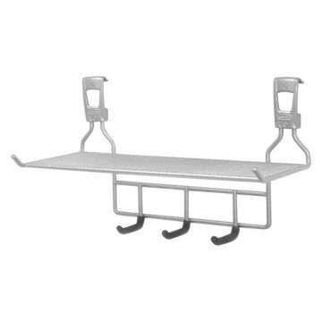 rubbermaid shelving system instructions