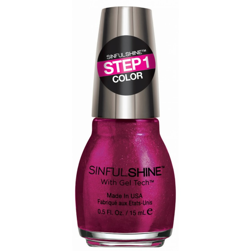 sinful colors 2 step gel instructions