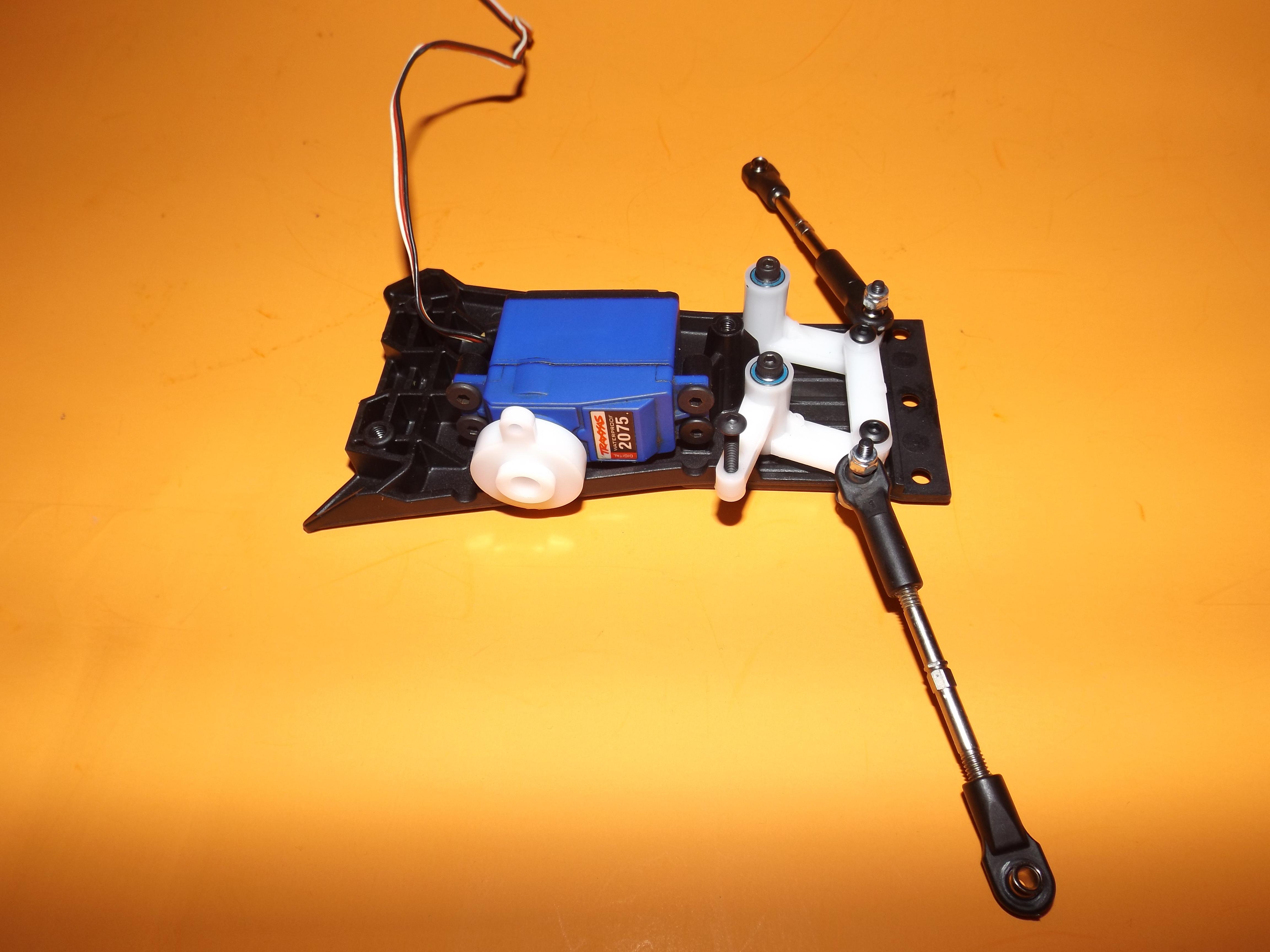 slash lcg chassis instructions