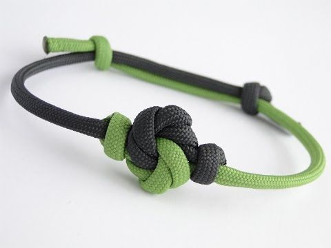 slip knot instructions bracelet