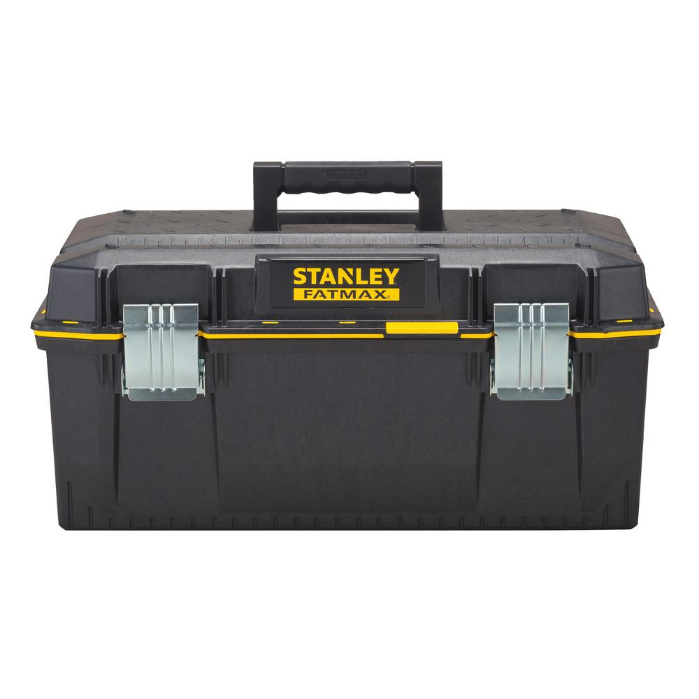 stanley fatmax tool box instructions