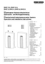 stiebel eltron 12kw installation instructions