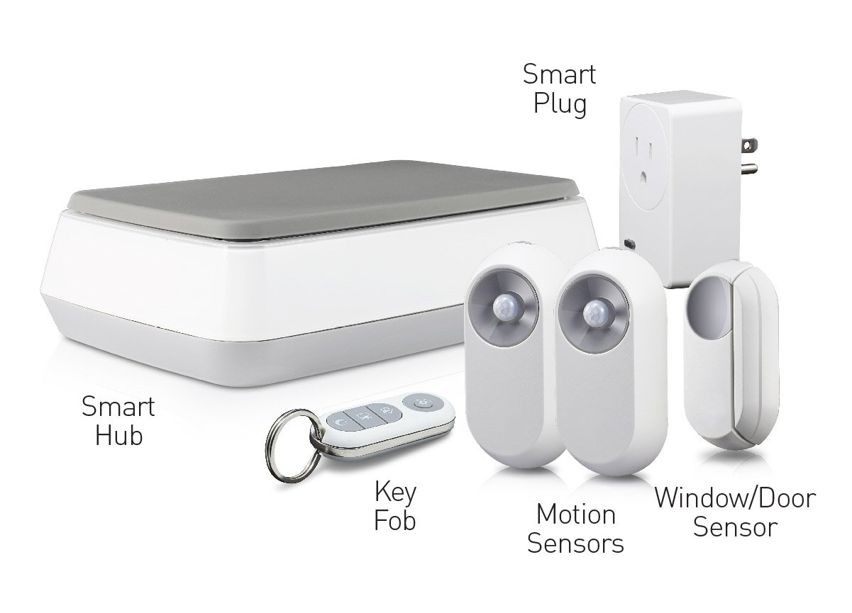swann home wireless alarm system instructions