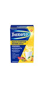 theraflu multi-symptom instructions