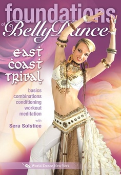 topless belly dancing instruction