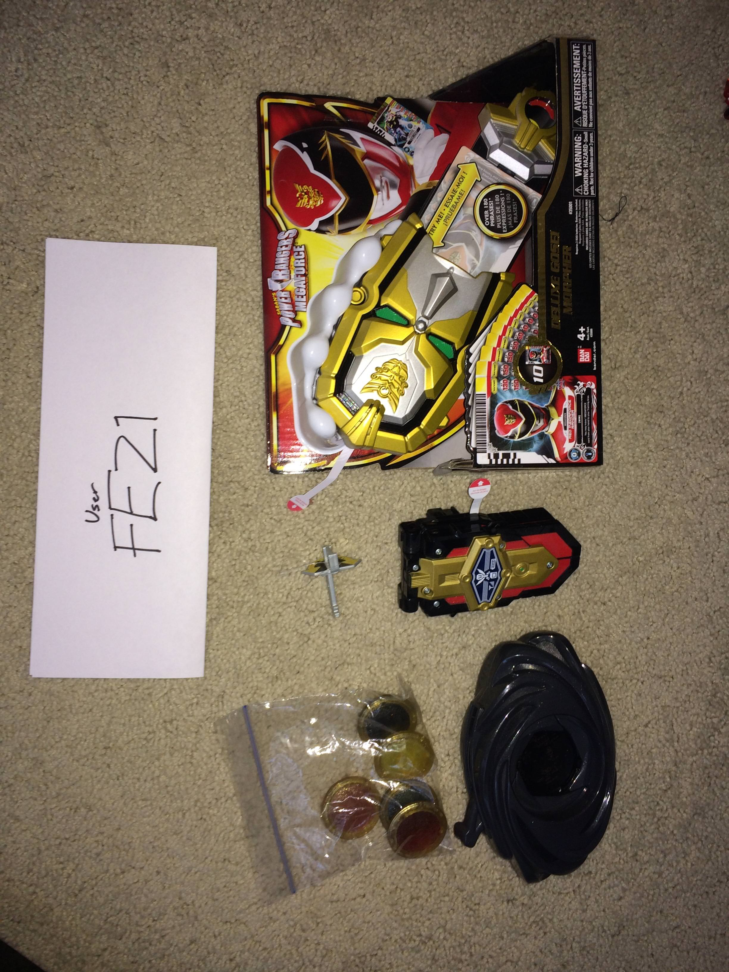 turbo falcon megazord instructions