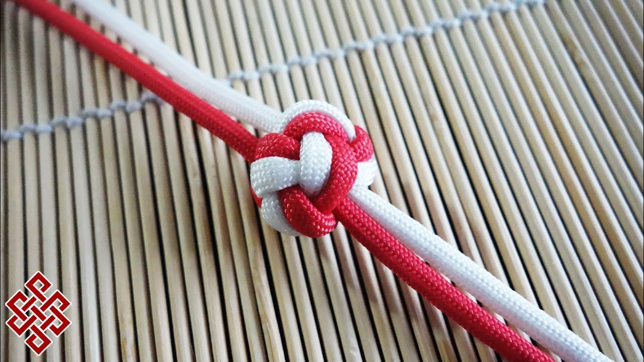 weavers knot picture instructions