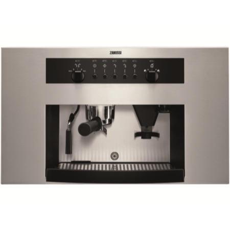 zanussi built in coffee machine instructions